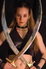 Double Sword: by Shahala Liz Butler