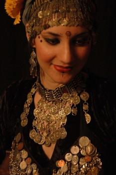ATS Portrait: by Shahala Liz Butler