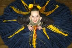 Tribal Skirt: by Shahala Liz Butler