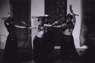Tribal Swords and Candles: by Richard Petronio