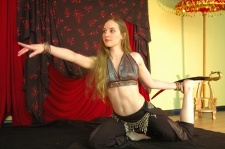 Sword Floorwork: by Shahala Liz Butler